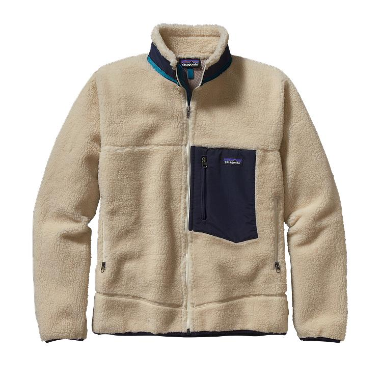 Beige Fleece Jacket - JacketIn