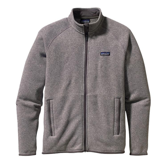 Patagonia Custom Mens Better Sweater Jacket  FREE Embroidery
