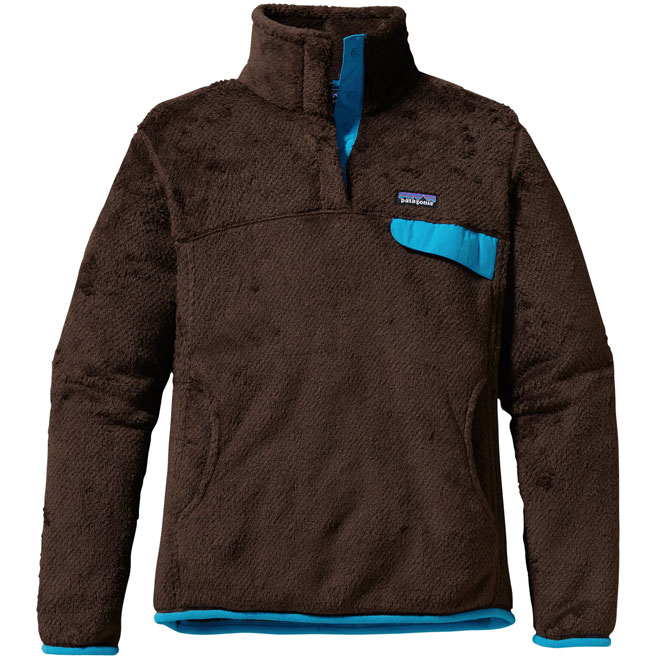 Patagonia Custom Womens Re Tool Snap T Fleece Pullover