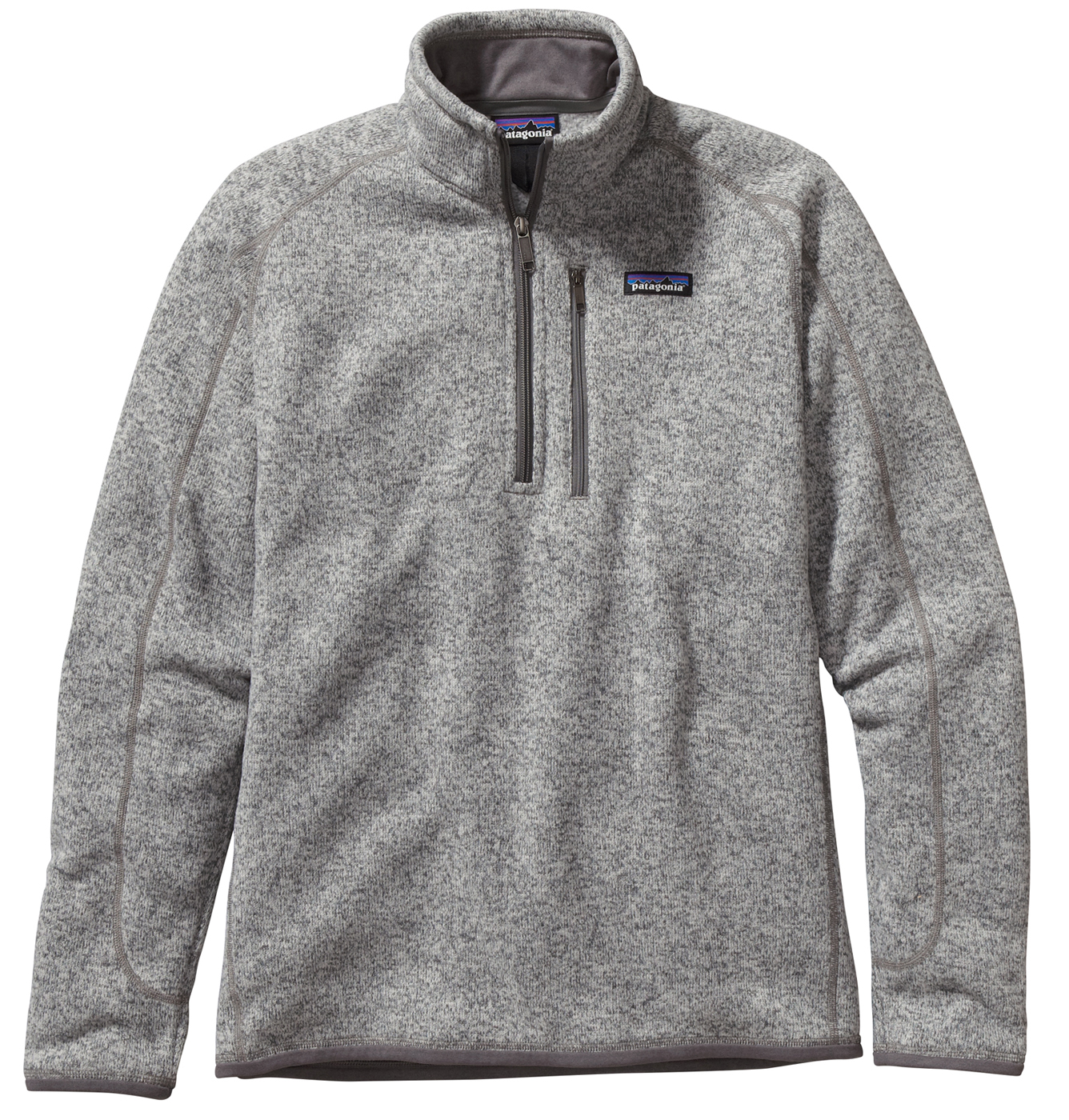 Patagonia Men S Better Sweater 1 4 Zip Fleece Jacket