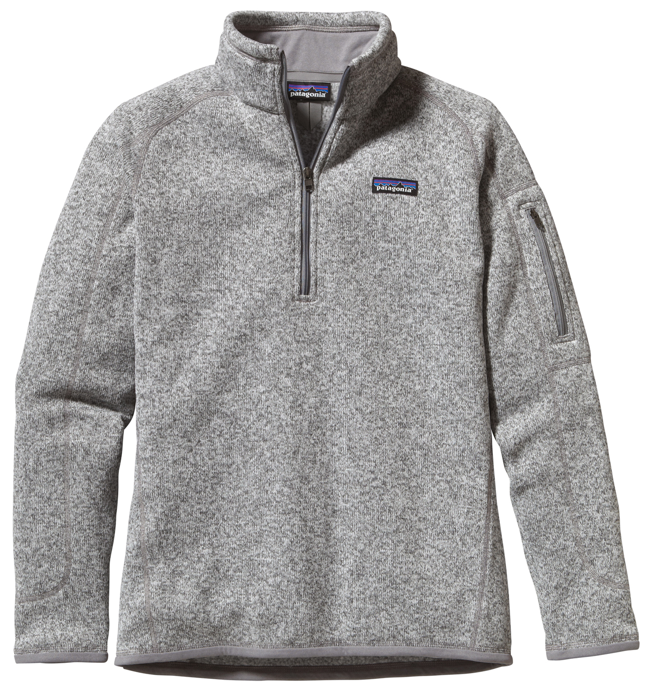 Patagonia Women S Better Sweater 1 4 Zip Fleece Jacket