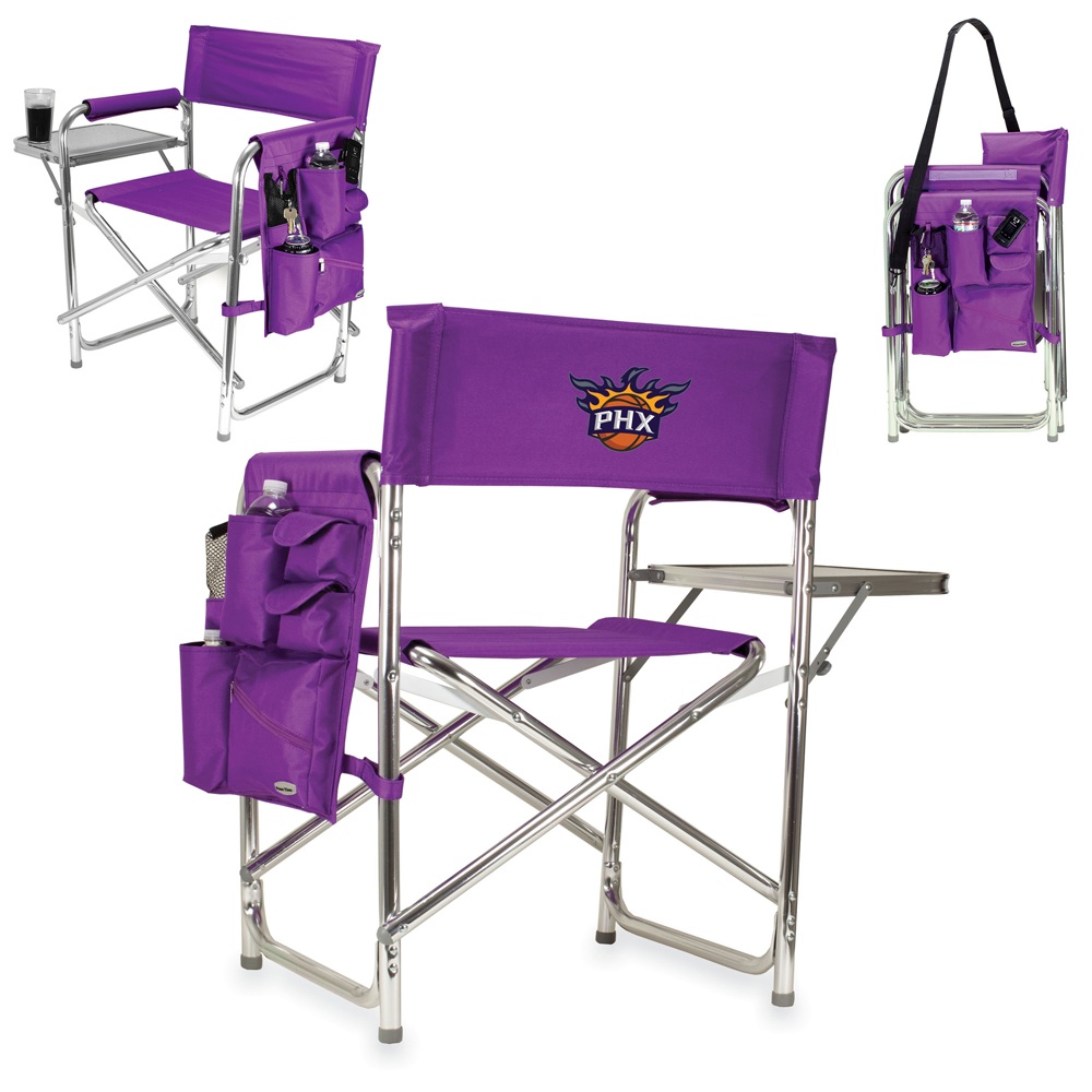 Phoenix Suns Purple Sports Folding Chair