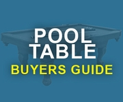Pool Table Buyers Guide