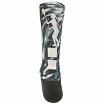 Red Lion #10 Women's Lacrosse Sublimated Crew Socks