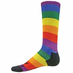 Red Lion Chromatic Crew Socks