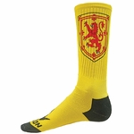 Red Lion Rampant Lion Sublimated Crew Socks