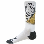 Red Lion Volleyball Sisyphus Crew Socks