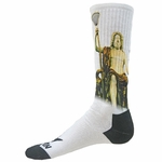 Red Lion Zeus Sublimated Lacrosse Crew Socks