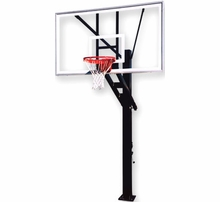 Residential Adjustable Basketball Hoops