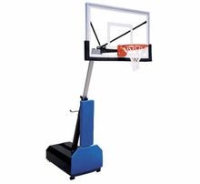 Residential Portable Basketball Hoops