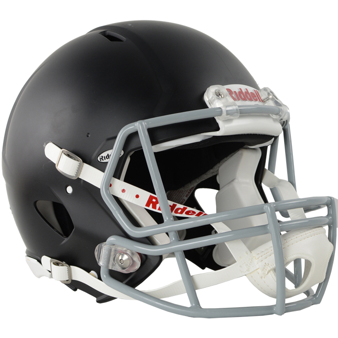 Note: All helmets include a GRAY facemask unless otherwise stated in ...