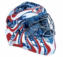 Roller Hockey Goalie Masks