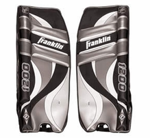 Roller Hockey Goalie Shin Pads