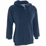 Russell Custom Adult Dri Power Fleece Full Zip Hoodie