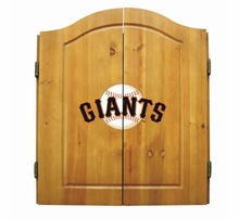 San Francisco Giants Game Room & Fan Cave