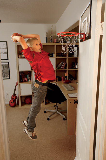 Basketball Hoop For Room images