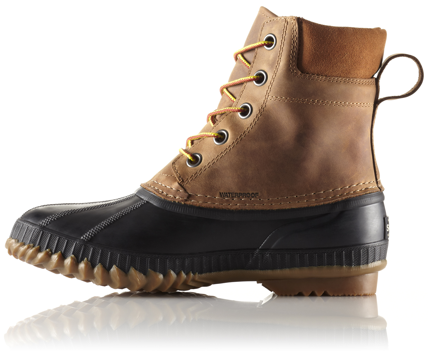 Mens Leather Winter Boots - Yu Boots