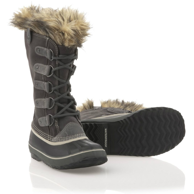 Brilliant  Heather Canyon OmniHeat Winter Boots For Women In BlackTarte