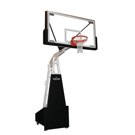 Spalding 2500 Portable Basketball Hoop