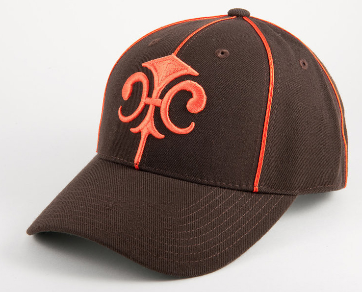 st louis browns 1908 fitted baseball hat