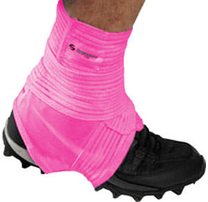 Stromgren Pink Ankle Spat Wrap