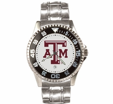 Texas A&M Aggies Watches & Jewelry