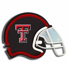 Texas Tech Red Raiders Game Room & Fan Cave