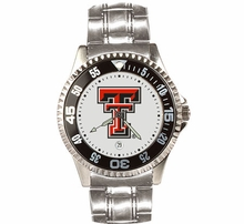 Texas Tech Red Raiders Watches & Jewelry