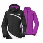 The North Face Mountain View Girls' Triclimate Jacket
