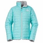 The North Face Reversible Mossbud Swirl Girls' Jacket