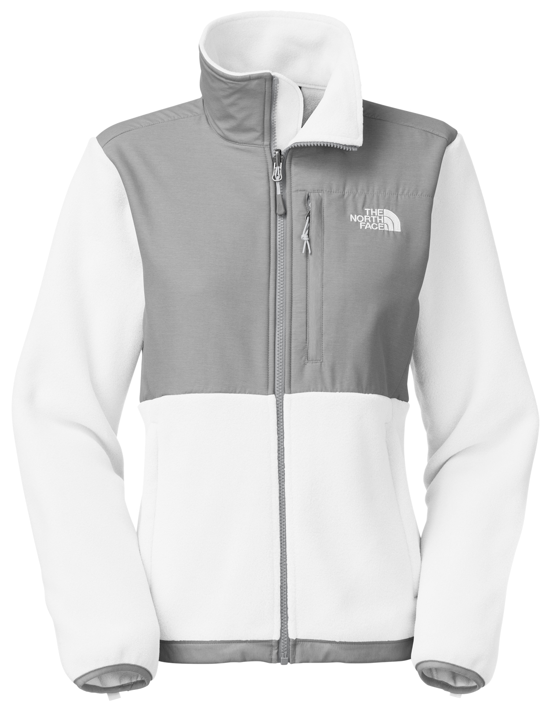 Mens White Fleece Jacket - Best Jacket 2017