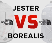 The North Face Women's Jester vs. Borealis Backpack