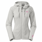 The North Face Women's Pink Ribbon Mezzaluna Hoodie
