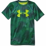 Under Armour Big Logo Print Boys' T-Shirt