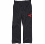 Under Armour Boys' Armour Fleece Storm Big Logo Pants