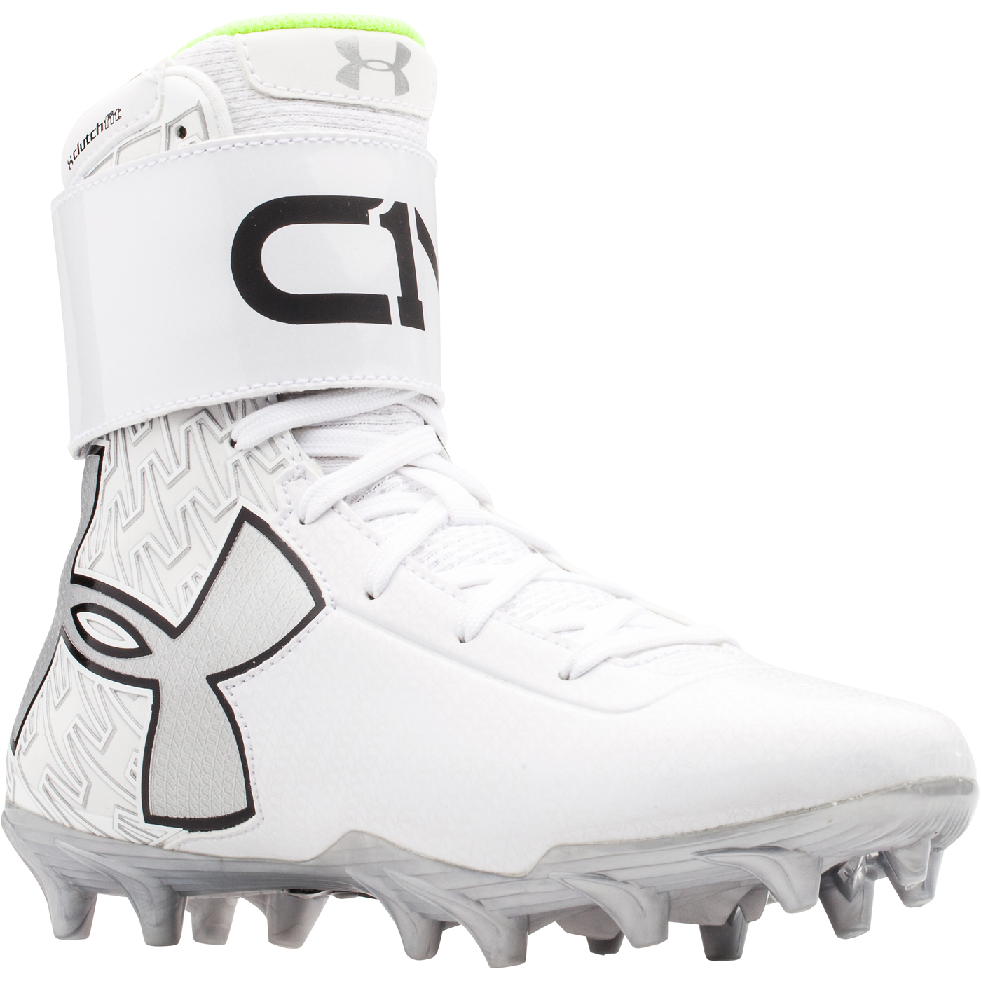 kids under armour cleats football