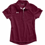 Under Armour Custom Women's Coaches Polo II - FREE Embroidery
