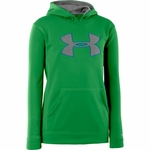 Under Armour Fleece Storm Big Logo Boys Hoodie