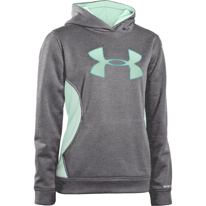 Girl under armour hoodies