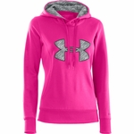 Under Armour Fleece Storm Big Logo Women's Hoodie