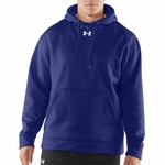 Under Armour Custom Mens Fleece Team Hoodie - FREE Embroidery