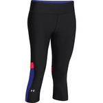 Under Armour HeatGear Alpha Compression Novelty Women's Capris