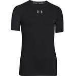 Under Armour HeatGear Boys' Armour Fitted Shirt