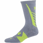 Under Armour HeatGear Performance Undeniable Men's Crew Socks