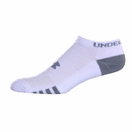 Under Armour HeatGear UA Resistor Men's No Show Socks - 6 Pair Pack