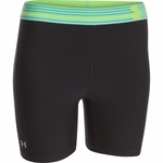 Under Armour Heatgear Women's Alpha Compression Mid Shorts