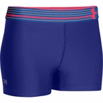 Under Armour HeatGear Women's Alpha Shorty Shorts