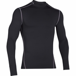 Under Armour Men's ColdGear Armour Compression Mock Turtleneck