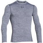 Under Armour Men's ColdGear Armour Twist Long Sleeve Compression Crew