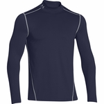 Under Armour Men's Evo ColdGear Fitted Long Sleeve Mock